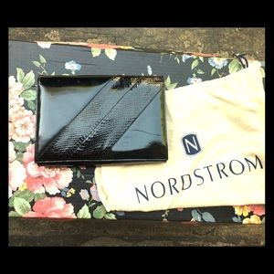 Black Nordstrom Clutch